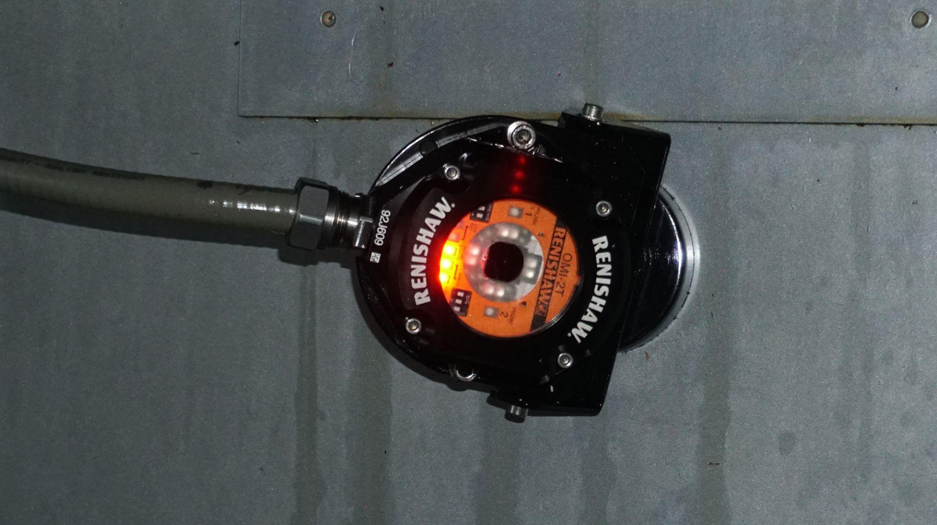 HURCO (2012) VMX42UI 5 AXIS CNC VERTICAL MACHINING CENTER WITH HURCO DUAL SCREEN CNC CONTROL, 13. - Image 10 of 20