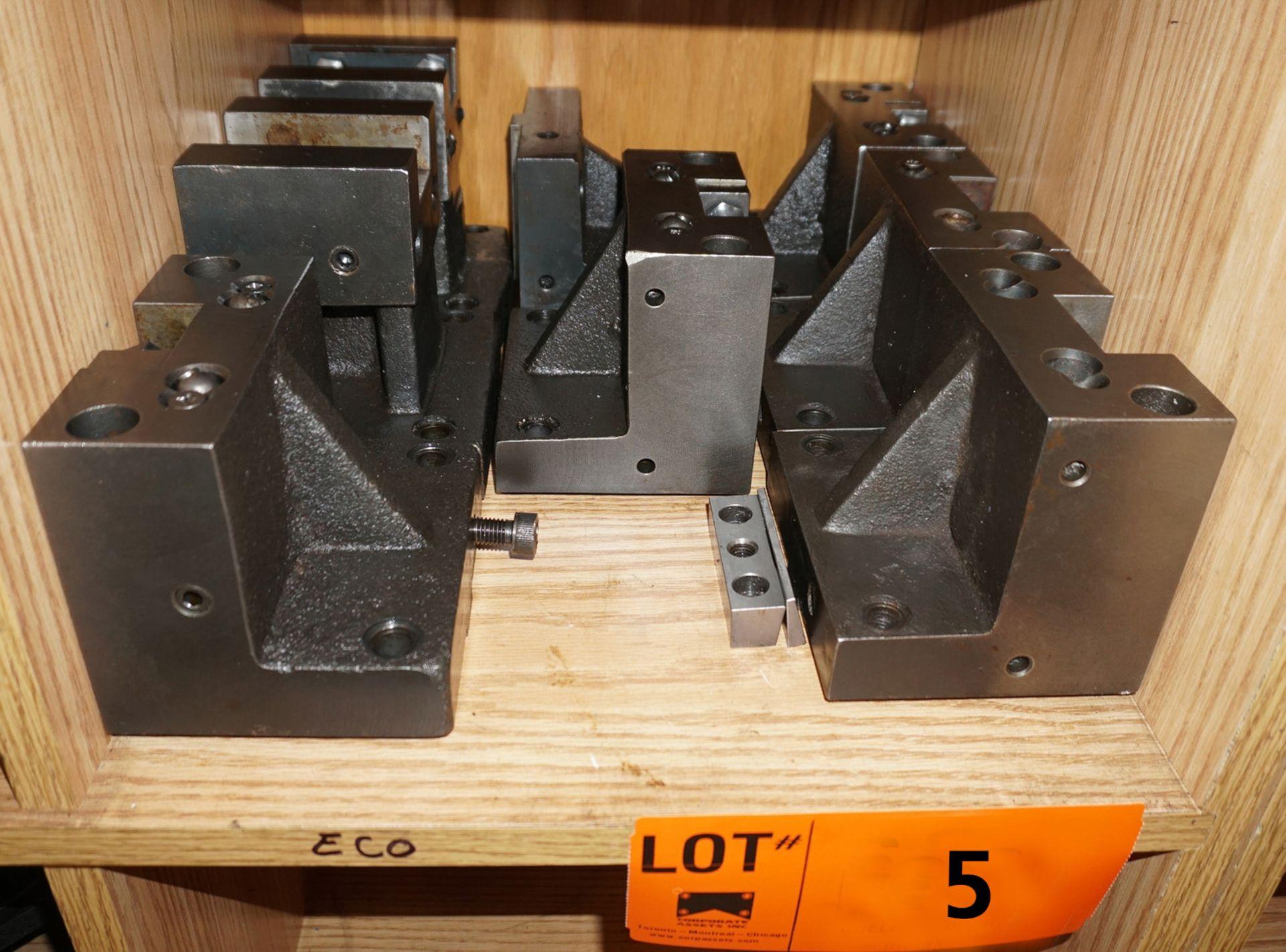Lot 5 - LOT/ HWACHEON ECO-2SP3 TURRET TOOL HOLDERS