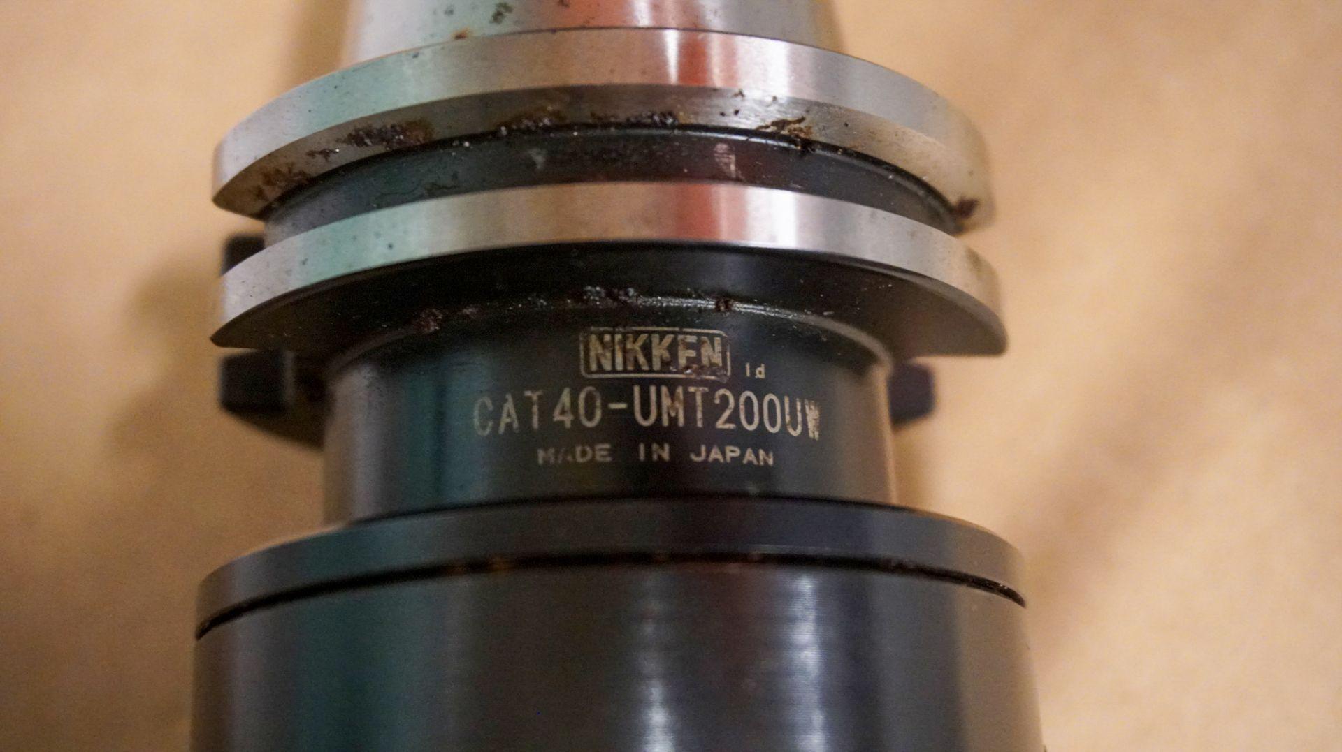 NIKKEN CAT 40-UMT200U OFFSET TOUCH PROBE - Image 2 of 2