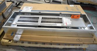 LOT/ (3) EATON PRL2A 400AMP, 60 CIRCUITS ASSEMBLED PANELBOARDS (LOCATED AT 111 NEWMAN BLVD,