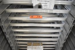 LOT/ (24) 10'X3' C.E.R. LCA43-36-12 ALUMINUM VENTILATED CABLE TRAYS (LOCATED AT 111 NEWMAN BLVD,