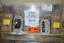 LOT/ (100) SQUARE D EGB 14030 30AMP/277V/1P/50-60HZ SINGLE POLE CIRCUIT BREAKERS (LOCATED AT 111