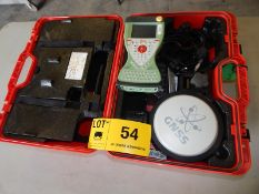 LOT/ LEICA GS14 PERFORMANCE ROVER WITH SMART ANTENNA