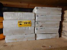 LOT/ SPARE WHEELBARROW WHEELS (SC 332)