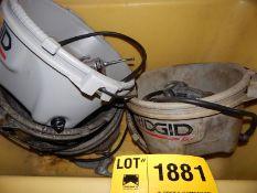 LOT/ RIDGID ACCESSORIES (SC 230)