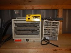 LOT/ ELECTRIC SPACE HEATERS (SC 332)