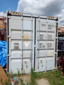 40' SEA CONTAINER, S/N: N/A (SC 235) (DELAYED DELIVERY) (CI)