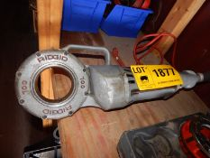 RIDGID 700 PIPE THREADING MACHINE, S/N: N/A (SC 230)