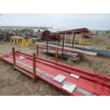 LOT/ SAFETY BARRICADES
