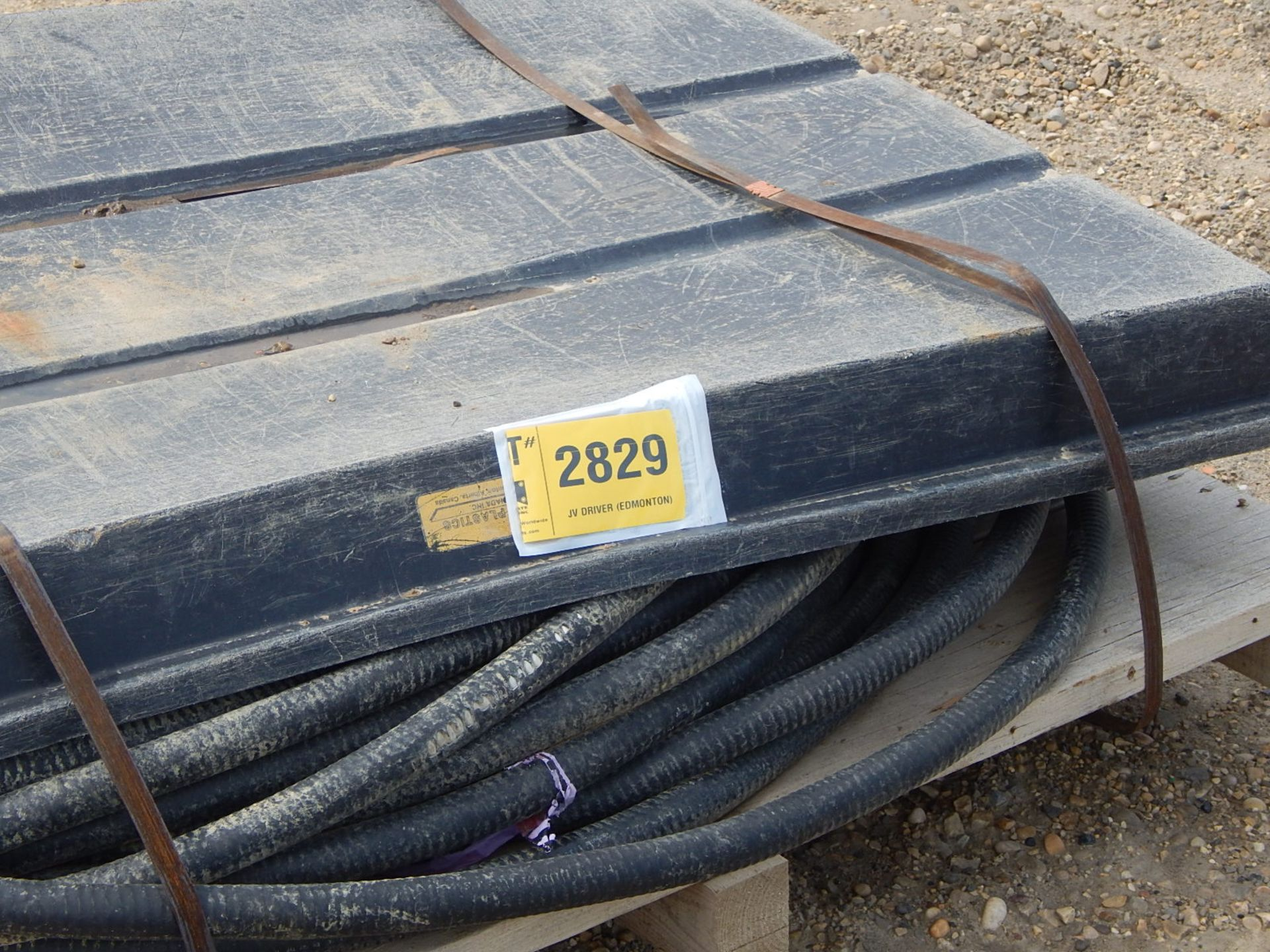 LOT/ APPROX. (16) PALLETS OF ELECTRICAL CORDS AND STRING LIGHTS
