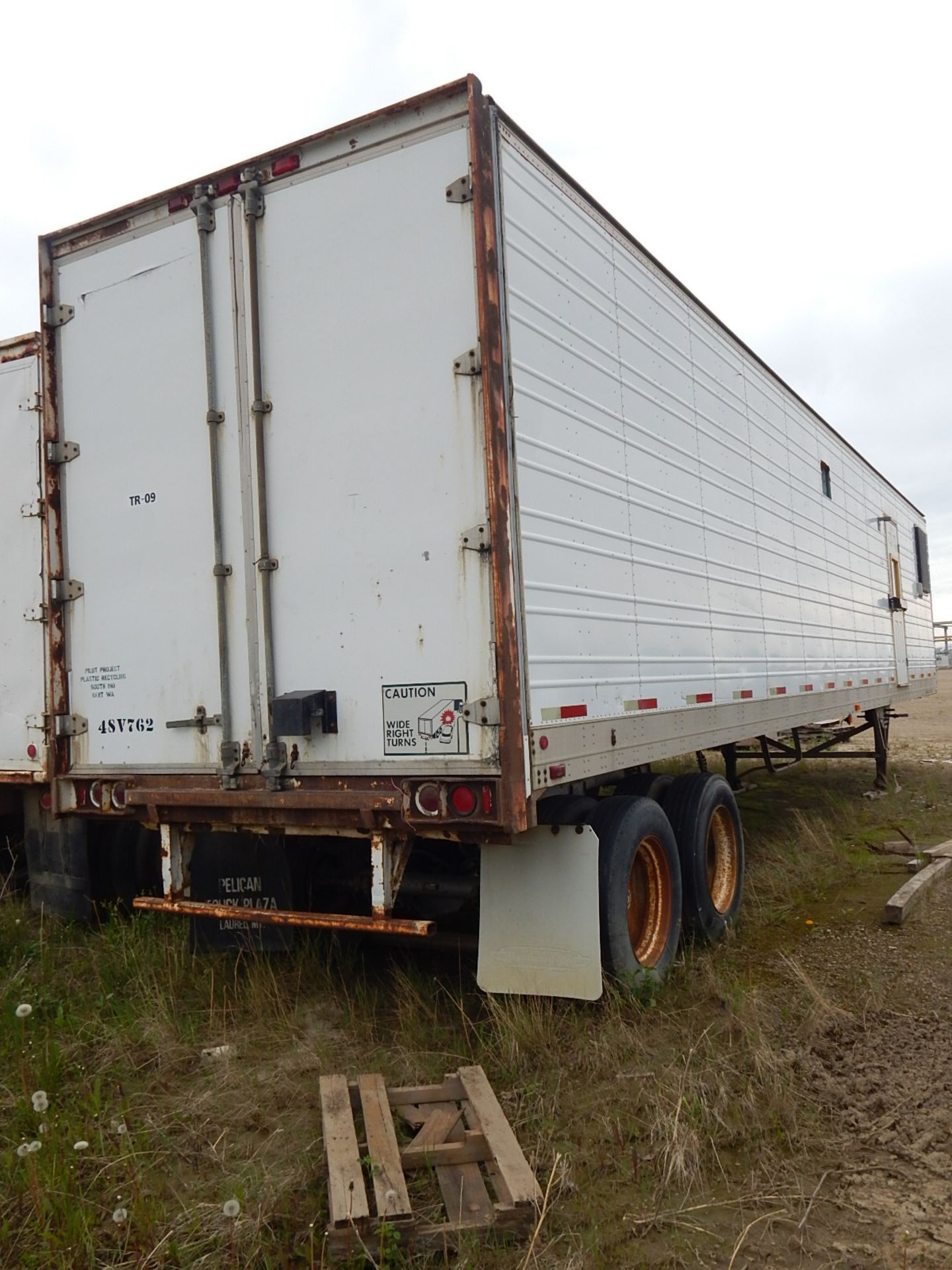 53' YARD TRAILER, S/N: N/A (NO REGISTRATION) (CI) - Image 3 of 5