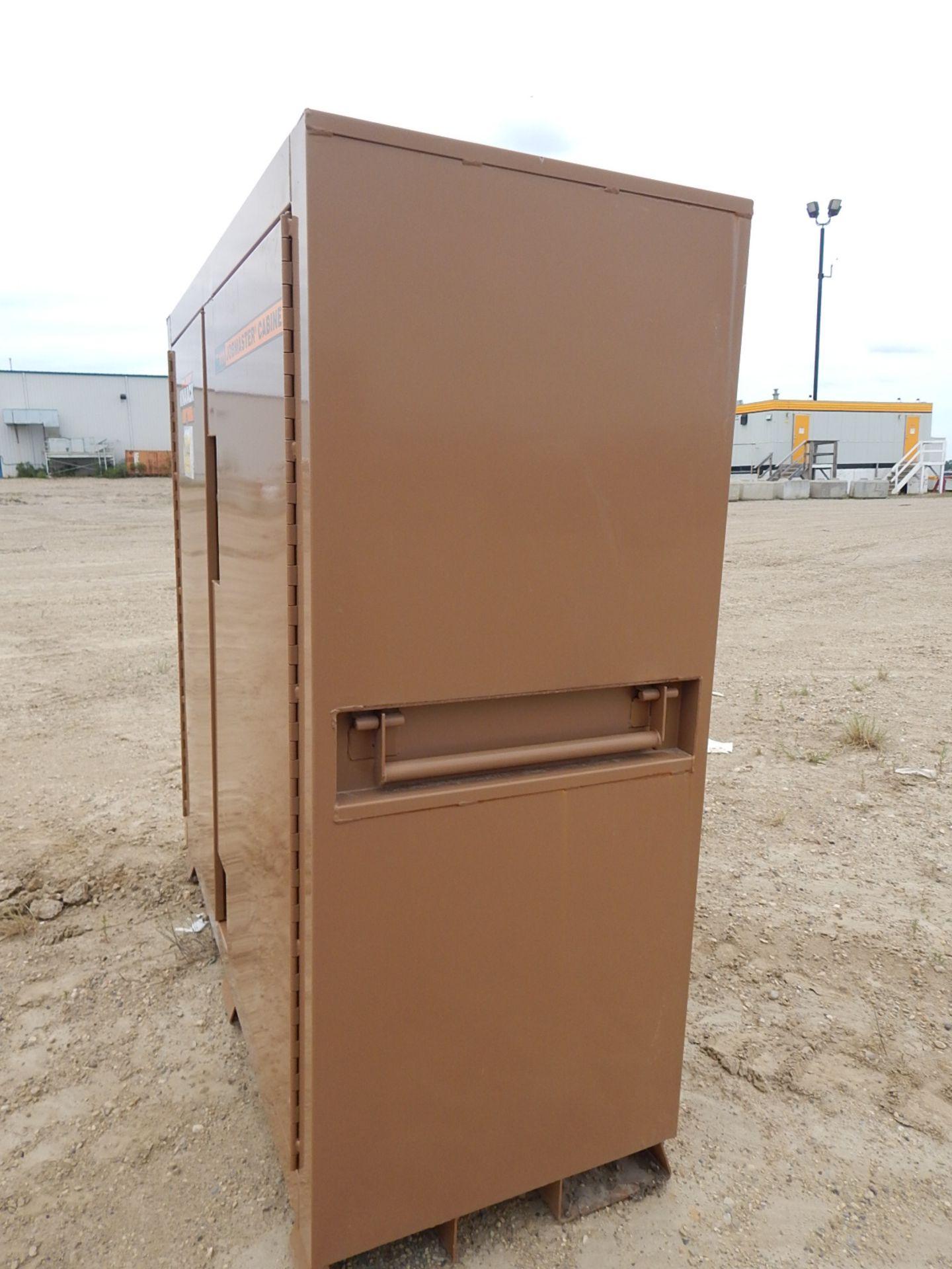 KNAACK 2-DOOR JOBMASTER CABINET, S/N: N/A - Image 2 of 3