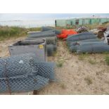 LOT/ CHAINLINK FENCING