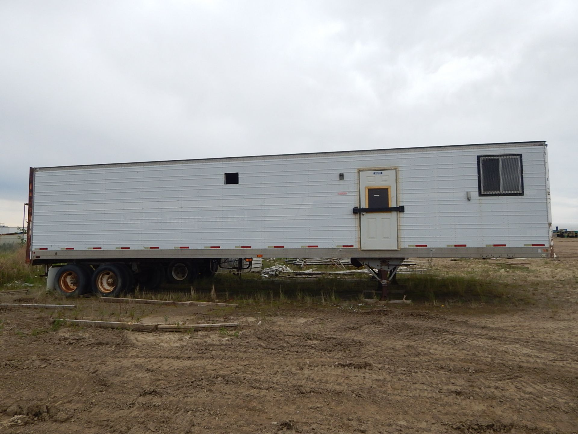53' YARD TRAILER, S/N: N/A (NO REGISTRATION) (CI) - Image 2 of 5