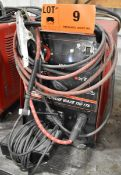LINCOLN ELECTRIC SQUARE WAVE TIG 175 TIG WELDER WITH CABLES & GUN, S/N: U1970807851 [RIGGING FEES