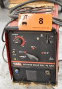 LINCOLN ELECTRIC SQUARE WAVE TIG 175 PRO TIG WELDER WITH CABLES & GUN, S/N: N/A [RIGGING FEES FOR