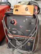 LINCOLN ELECTRIC SQUARE WAVE TIG 175 PRO TIG WELDER WITH CABLES & GUN, S/N: U1031100525 [RIGGING