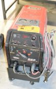 LINCOLN ELECTRIC PRECISION TIG 225 TIG WELDER WITH CABLES & GUN, S/N: N/A [RIGGING FEES FOR LOT #2 -