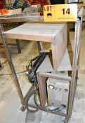 ESAB PCM-500 PLASMA CUTTER WITH CABLES & GUN, S/N: N/A [RIGGING FEES FOR LOT #14 - $25 USD PLUS