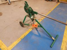 GREENLEE PORTABLE PIPE/CONDUIT BENDER