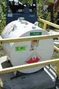 WESTEEL FUEL CUBE PORTABLE FUEL TANK, S/N N/A [RIGGING FEES FOR LOT #861 - $175 USD PLUS