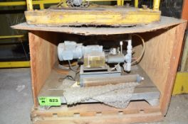MFG UNKNOWN TESTER UNIT, S/N N/A [RIGGING FEES FOR LOT #823 - $60 USD PLUS APPLICABLE TAXES]