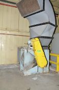 NORTHERN BLOWER A WHL SIZE 30 EXHAUST BLOWER, S/N A30297-1 [RIGGING FEES FOR LOT #832 - $150 USD