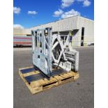 CASCADE 45E-PHB-67156 EXTENDABLE SCISSOR PUSH/PULL ATTACHMENT WITH 4500 LB. CAPACITY, S/N: 45E-PHB-
