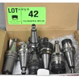 LOT/ (10) BT40 TOOL HOLDERS (LOCATED IN KITCHENER, ON)