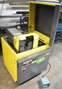 """PARKER (2004) PARFLANGE 1040 HYDRAULIC TUBE FLANGING/FLARING MACHINE WITH 0.25""""X0.28""""-1.5""""X0.120"""""""