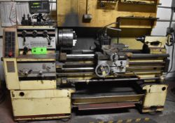 """JET 1440-3PGH GAP BED ENGINE LATHE WITH 16"""" SWING OVER BED, 40"""" BETWEEN CENTERS, SPEEDS TO 1600 RPM,"""