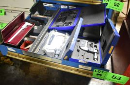 LOT/ CONTENTS OF DRAWER - INSPECTION EQUIPMENT
