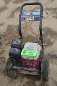 GAS POWERED PRESSURE WASHER, S/N N/A