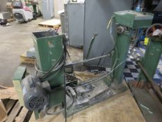 """MFG. UNKNOWN SINGLE POSITION WINDER WITH APPROX. 20""""W X 30 """"DIA. CAPACITY, S/N: N/A [RIGGING FEES"""