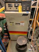 STERLCO MODEL 58412-FX SINGLE ZONE HOT OIL HEATER WITH 9 KW, 460V, TEMPERATURE CONTROLLER, S/N: N/