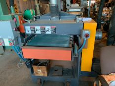 """DUBOIS MACHINE CO SB-24 PANEL SANDER WITH APPROX. 24"""" CAPACITY, S/N: 4003 (CI) [RIGGING FEES FOR LOT"""