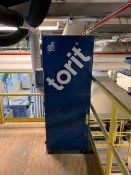 TORIT VS 1200 DUST COLLECTOR, S/N: IG358291 (CI) [RIGGING FEES FOR LOT #34 - $200 USD PLUS