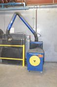 CPI POLLUCONTROL PORTABLE WELDING FUME EXTRACTOR, S/N N/A