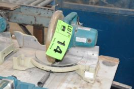 MAKITA COMPOUND MITER SAW, S/N N/A