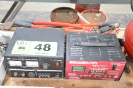 LOT/ BATTERY CHARGERS