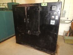 "DESPATCH V-29TT ELECTRIC INDUSTRIAL OVEN WITH 36""W X 28""D X 36""H INTERIOR DIMENSIONS, 1,000 DEG. F"