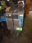 MILLER MIG WELDER WITH WIRE FEED, S/N: N/A