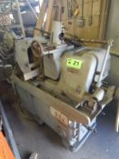 "CINCINNATI SURFACE GRINDER WITH APPROX. 20"" DIAMETER GRINDING WHEEL WITH 6"" FACE, S/N: N/A (CI)"