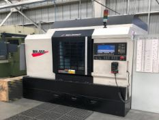 BELMONT (2010) MH-660 CNC HIGH SPEED VERTICAL MACHINING CENTER WITH ANILAM 6000I CNC CONTROL, 23.6""