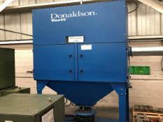DONALDSON TORIT DUST COLLECTOR, S/N N/A