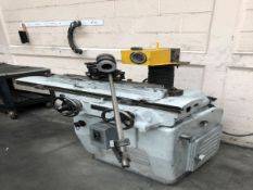 JONES&SHIPMAN HEAVY DUTY FLOOR TYPE CONVENTIONAL DRILL SHARPENER, S/N N/A