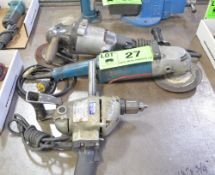 LOT/ ELECTRIC POWER TOOLS