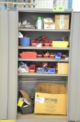 LOT/ HYBOY CABINET WITH WELDING SUPPLIES