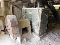 STEDMAN 44 HD DISINTEGRATOR, S/N: D-2780 [RIGGING FEE FOR LOT #19A - $5000 USD PLUS APPLICABLE