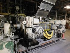 TILE LINE MILL, S/N: N/A (WITHOUT MOTOR DRIVEN GEAR BOX) [RIGGING FEE FOR LOT #38 - $3500 USD PLUS